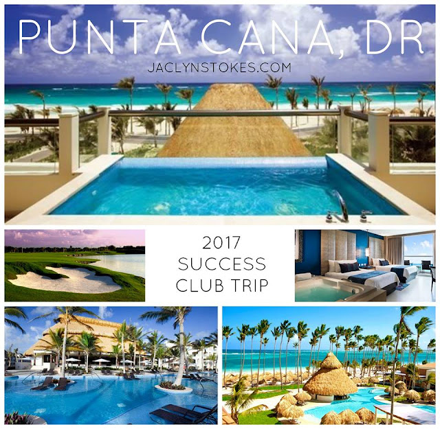 2017 Beachbody Success Club Trip