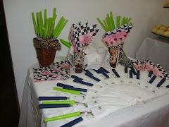 Na festa surpresa...10/5/2011