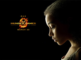 #4 The Hunger Games Wallpaper