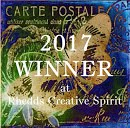 My altered wooden plank - Keep Faith is winner /Feb'17