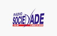 ouvir a Rádio Sociedade AM 740,0 Salvador BA