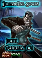 Immortal Souls John Turner 1-VACE