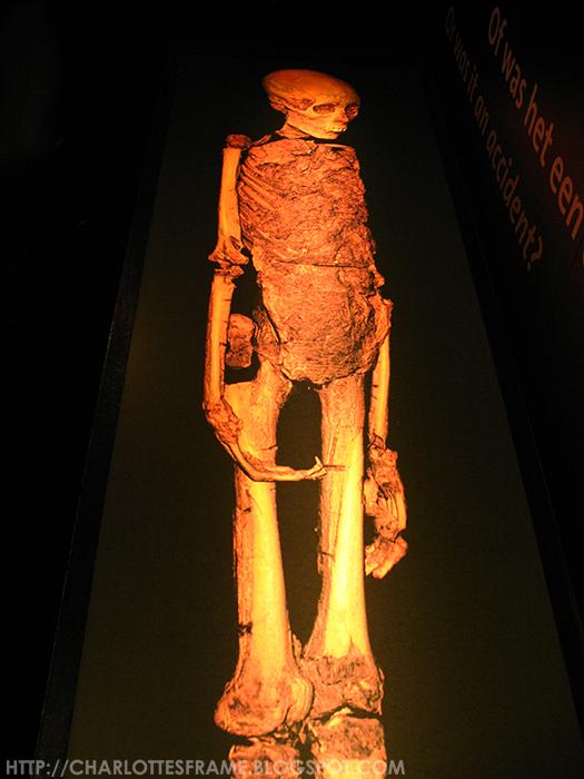 Tutankhamun's mummy