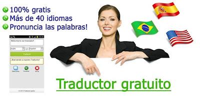 Traductor gratuito para android