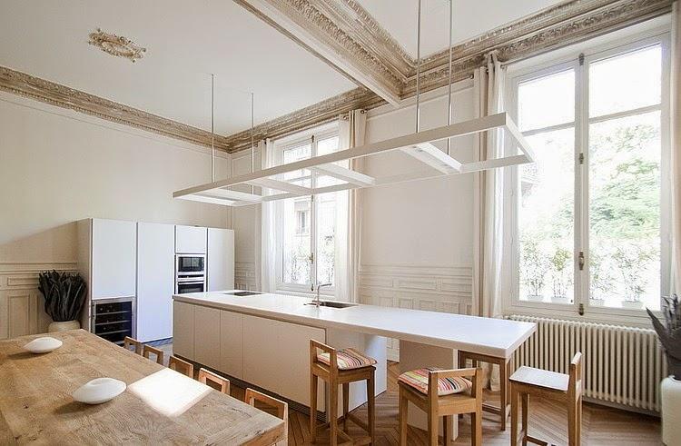home change home blog de decora o um apartamento em paris an apartment in paris. Black Bedroom Furniture Sets. Home Design Ideas