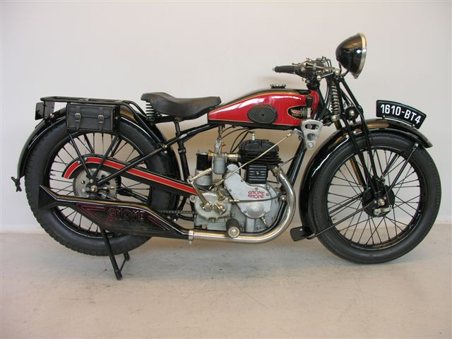 Gnome et Rhône Motorcycles | Vintage Motorcycles | Rare Motorcycle
