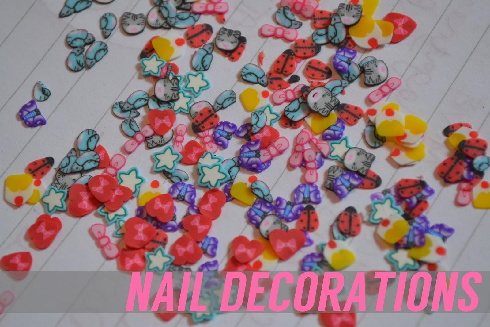 Beauty Npw Nail Art Decorations Rachel Nicole
