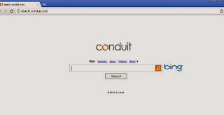how to get rid of search conduit on mac