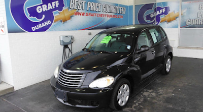 Used 2006 Chrysler PT Cruiser for Sale Swartz Creek, MI
