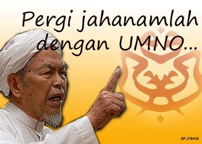 UMNO Jahanam