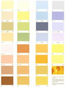 marshall renk katalogu 224x300 Marshall boya renk kataloğu