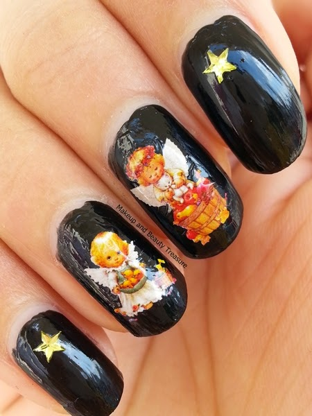 Nail-Water-Decals