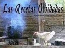 LAS RECETAS OLVIDADAS