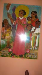 Santa Mônica na comunidade