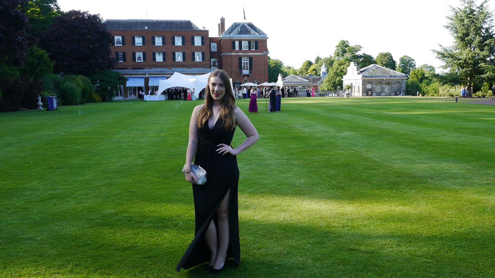 Royal Automobile Club Woodcote Park summer ball
