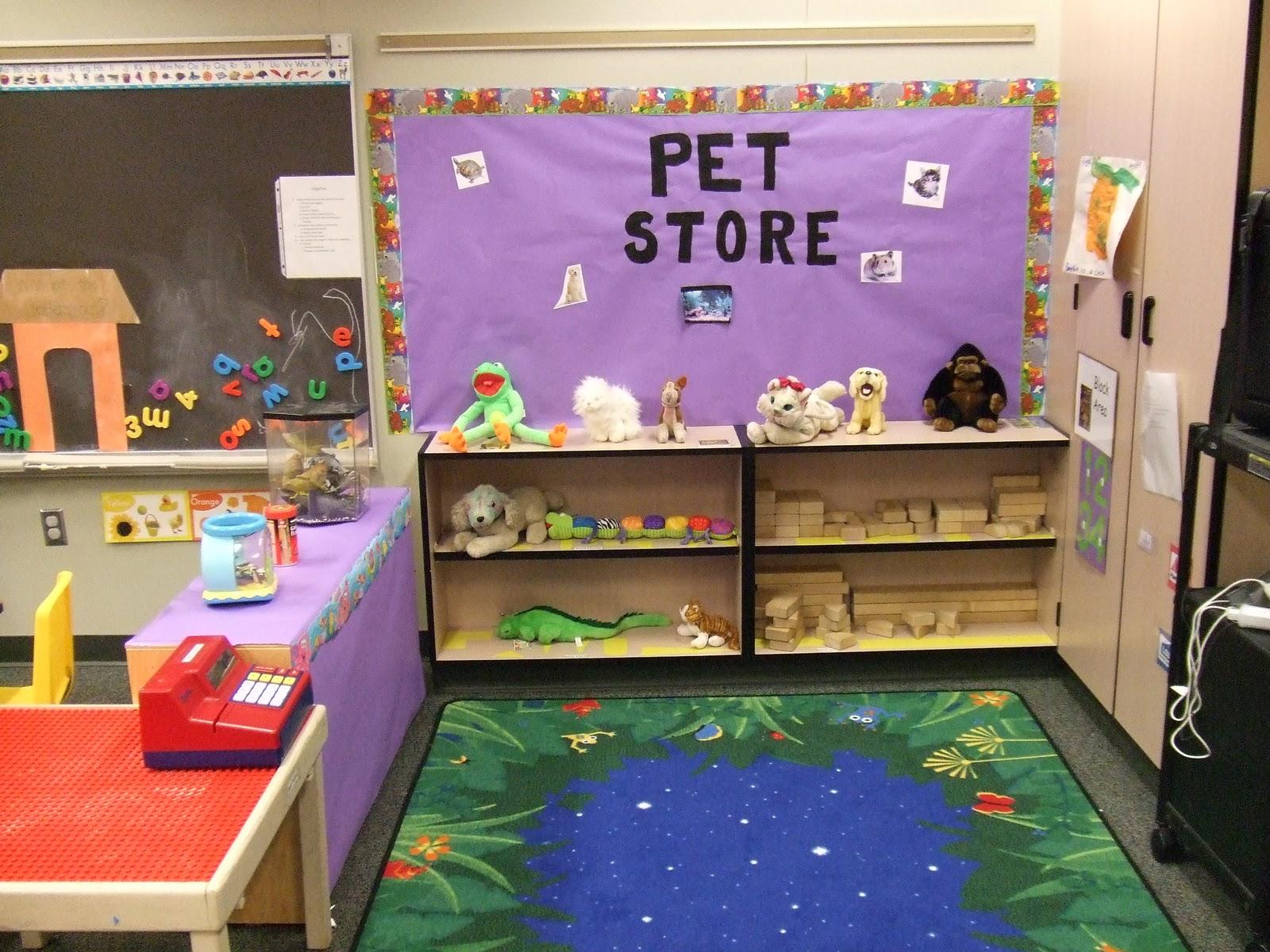 Classroom Store Ideas ~ Cachey mama s world of learning thinky linky thursday pets