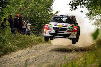 O zi dificila la Raliul Aradului pentru Napoca Rally AcademyO zi dificila la Raliul Aradului pentru Napoca Rally Academy