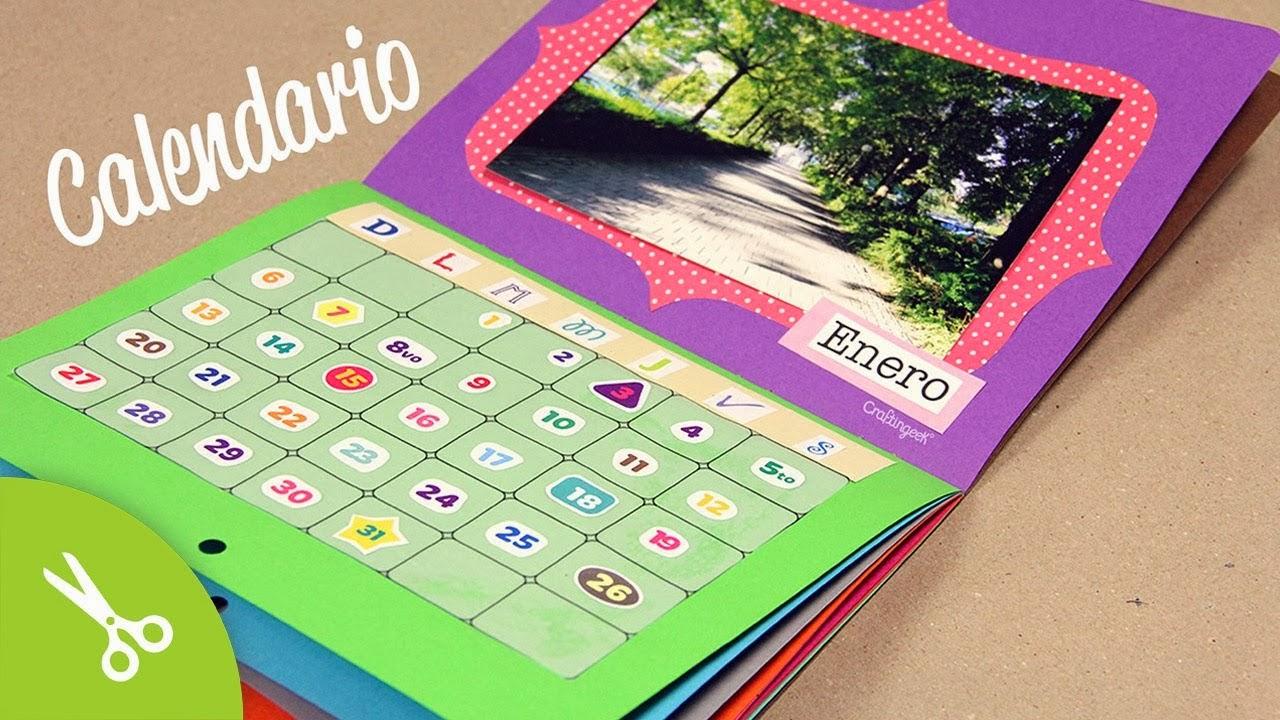 Material didactico septiembre 2013 for Calendario manualidades