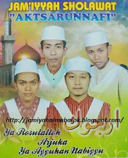Album Arjuka - Aktsarunnafi Group