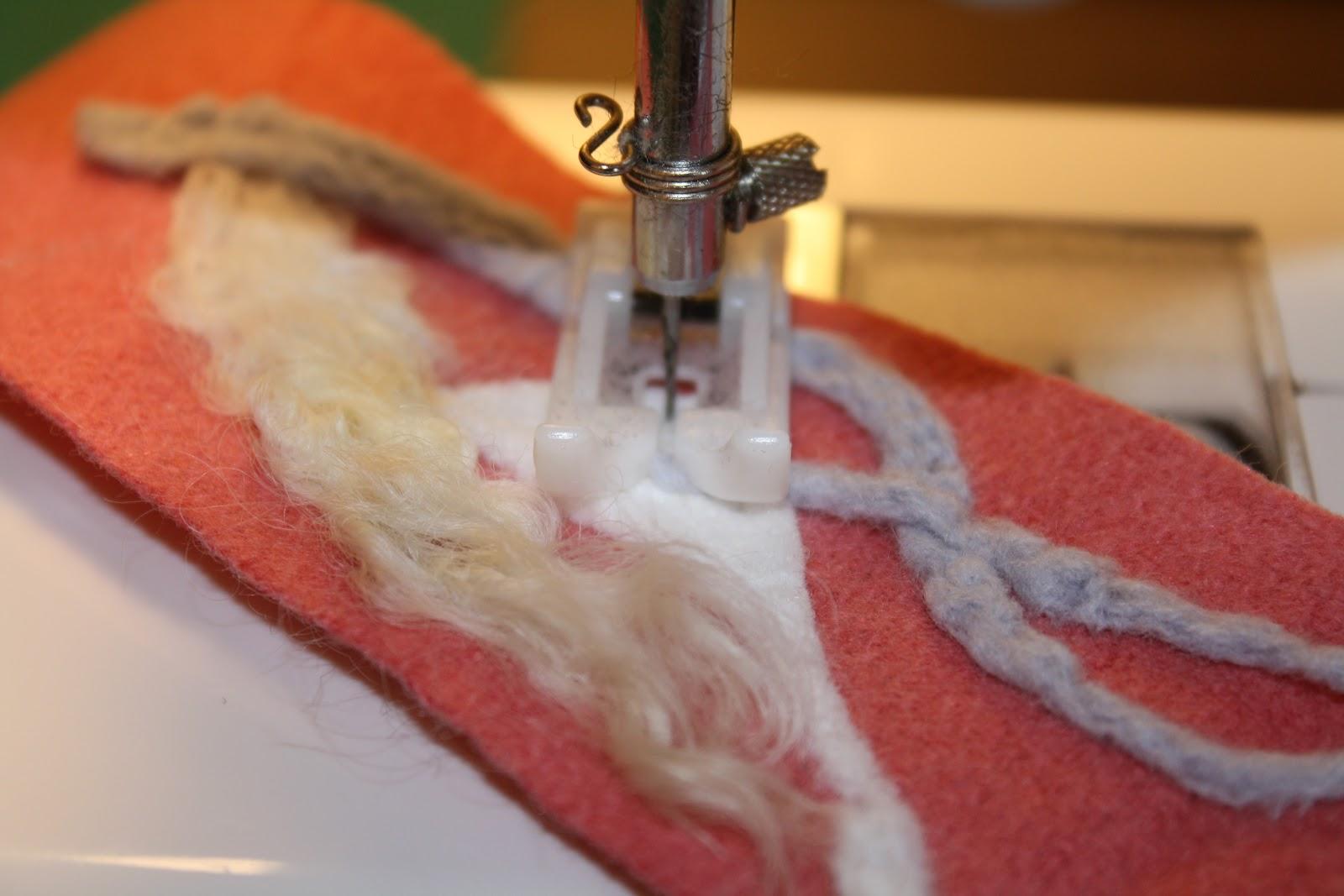 needle felting sewing machine