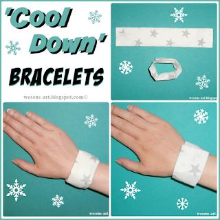 CoolDownBracelets wesens-art.blogspot.com