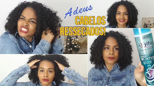 Blog Manual dos Cachos - Como lavar cabelos cacheados sem ressecar