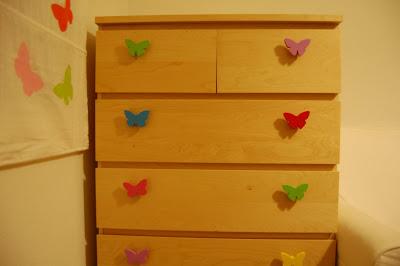 La vena creativa c mo hacer tiradores para muebles en dm - Pomos y tiradores infantiles ...