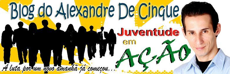 Blog do Alexandre De Cinque