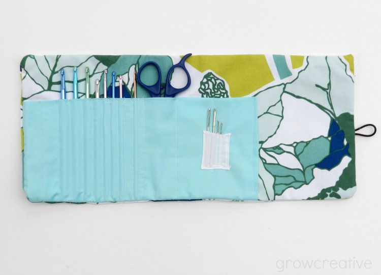 crochet hook case (growcreative)