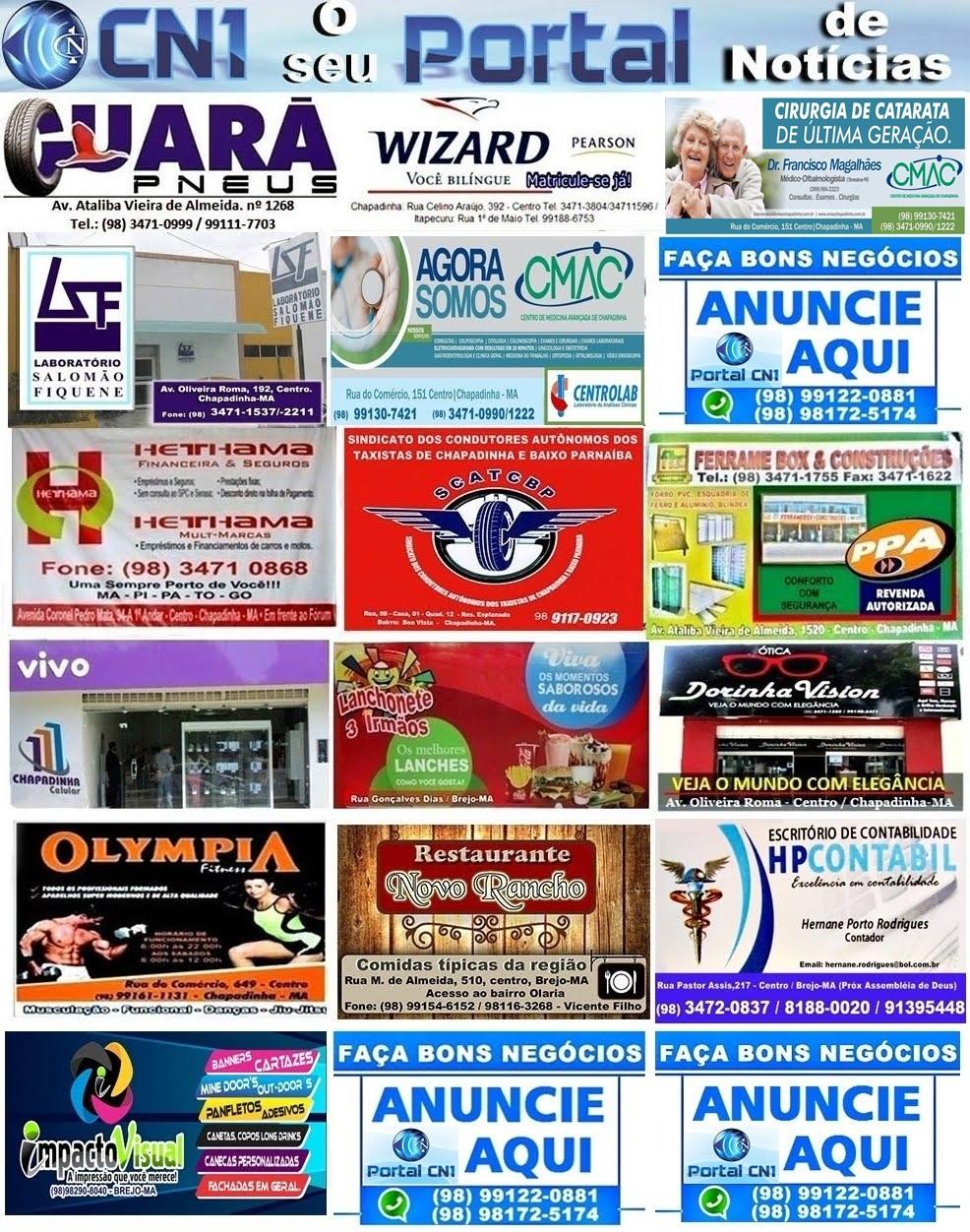 CN1 | O seu Portal de Notícias