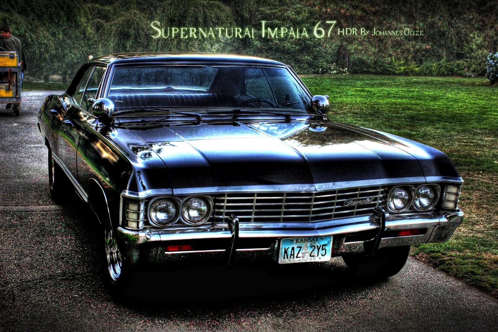 Carros Envenenados Chevy Impala 67 Raridade