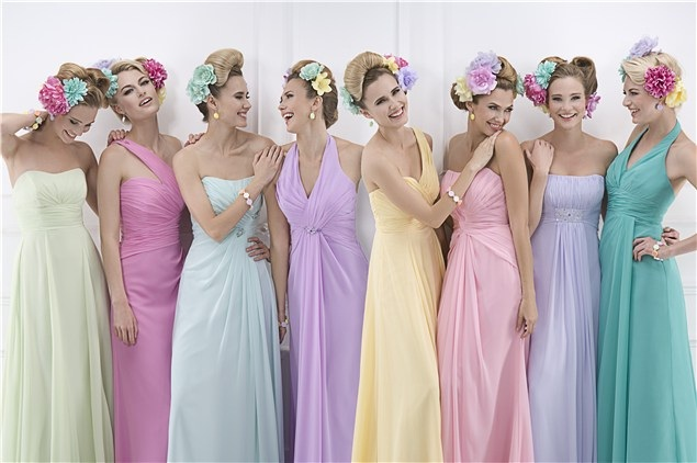 Kelsey Rose 2013 Bridesmaid Dresses
