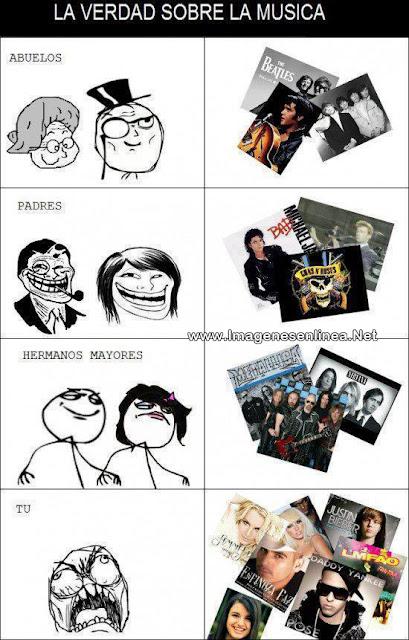 La verdad sobre la musica