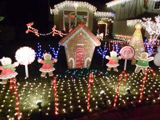 Best Christmas Light Displays In Rancho Cucamonga Realty Times
