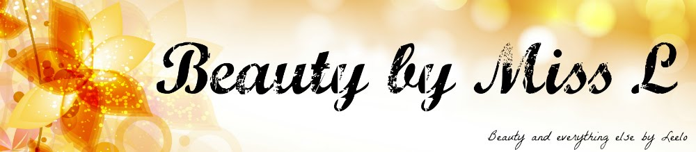 Beauty by Miss L