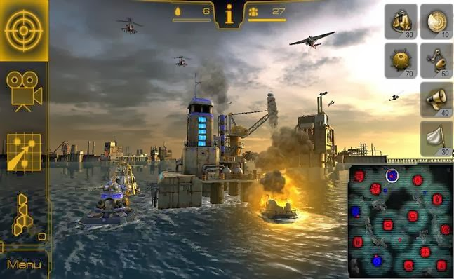 Oil Rush: 3D naval strategy Apk - Screenshoot
