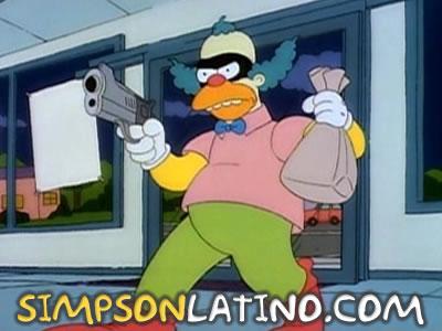 Los Simpson 1x12