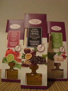 Pachnąca Szafa Dyfuzery zapachowe - opinia