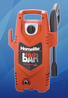 Homelite Pressure Washer HPW100E (1.8HP) Online   Buy Homelite Pressure Washers, India - Pumpkart.com