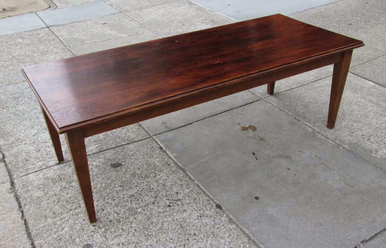 uhuru furniture collectibles sold dark teak coffee table 65