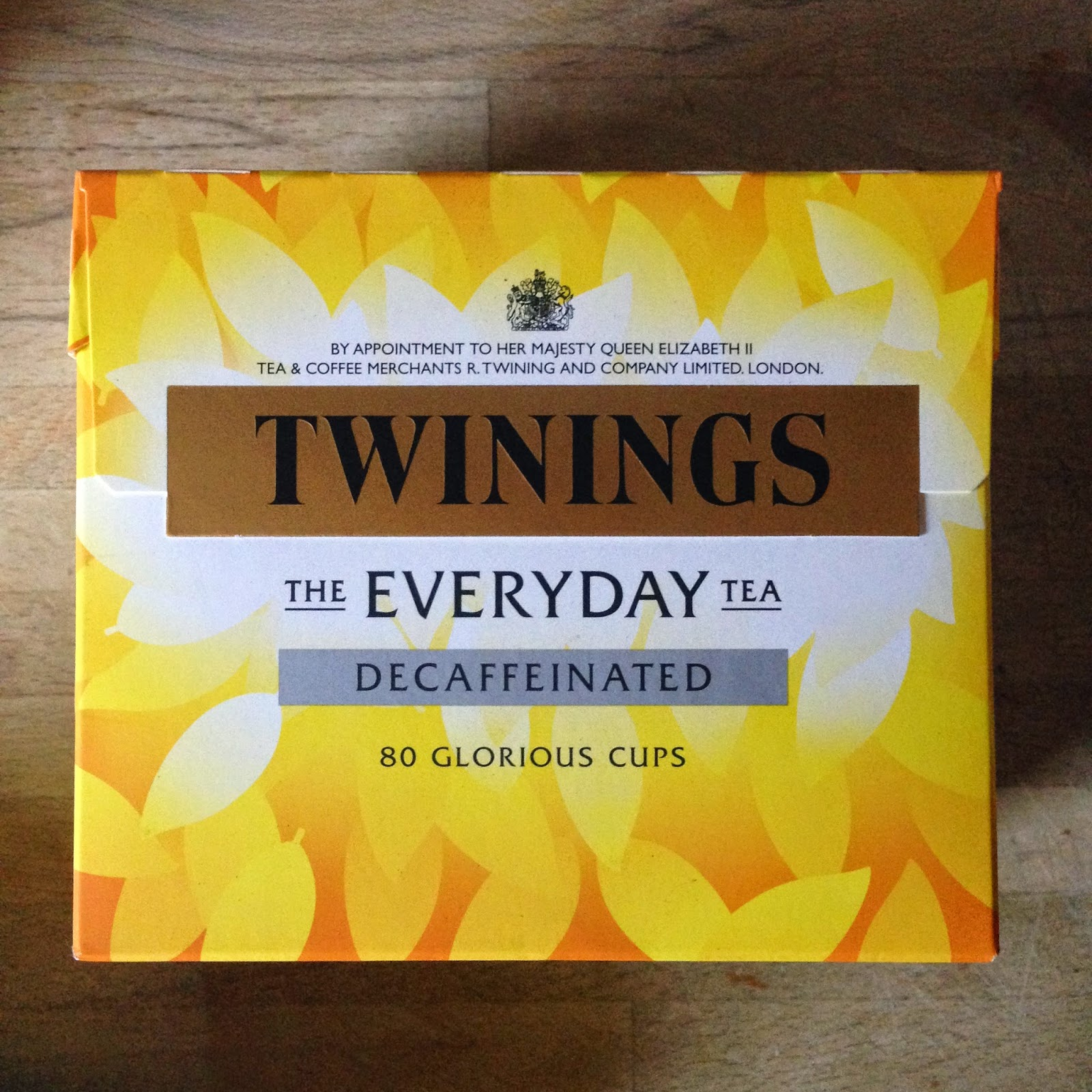 Twinings Decaf Tea Love Life Lexi
