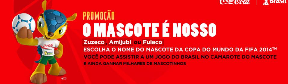 Participar promoção Coca-Cola