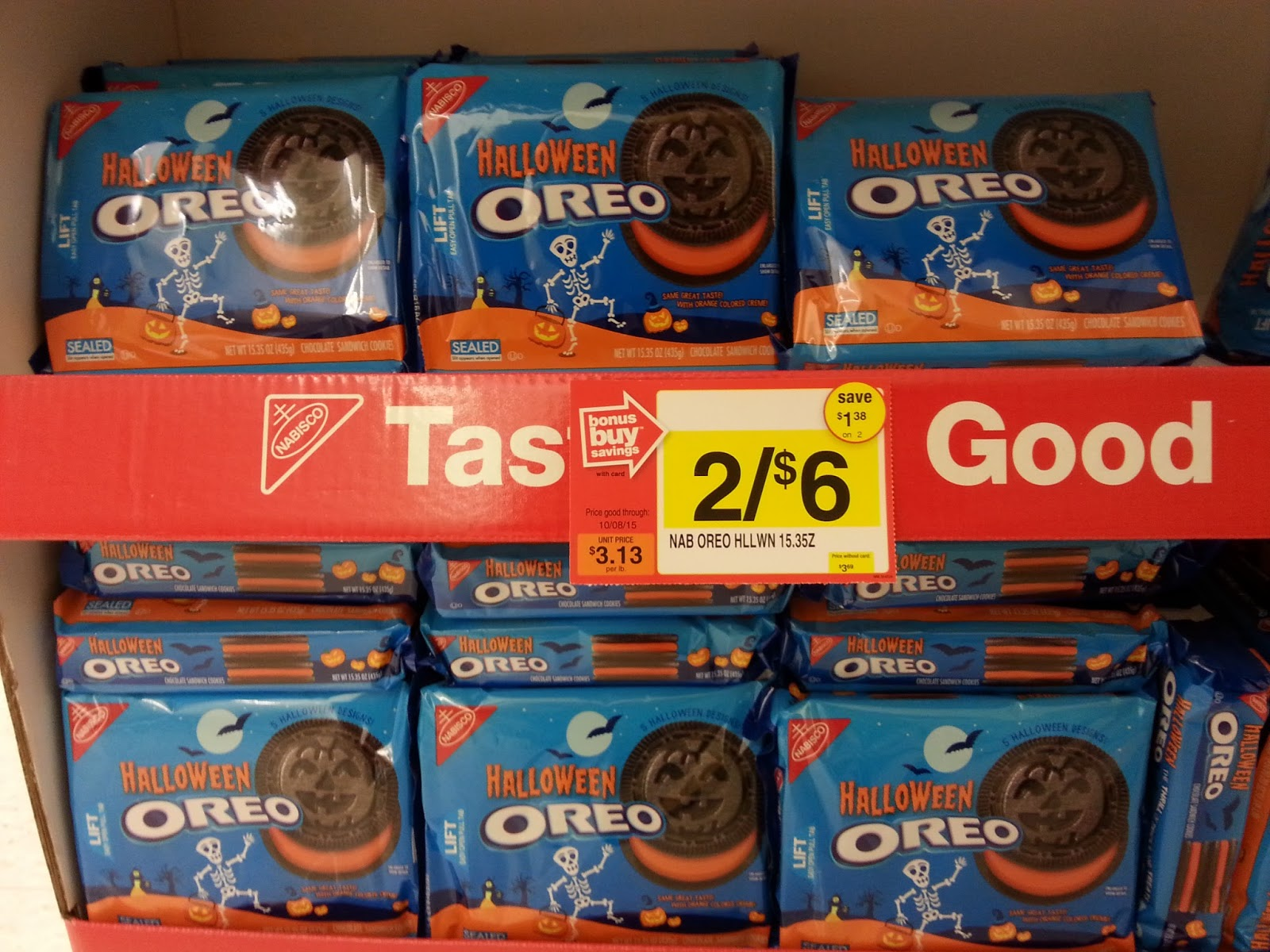 MONSTER DAD: The Overwhelming Onslaught of Oreos