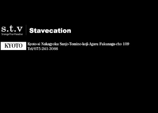 s.t.v | stavecation