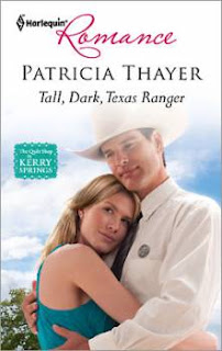 Tall, Dark, Texas Ranger (Harlequin Romance) By Patricia Thayer