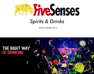 Five Senses - Spirits & Drinks