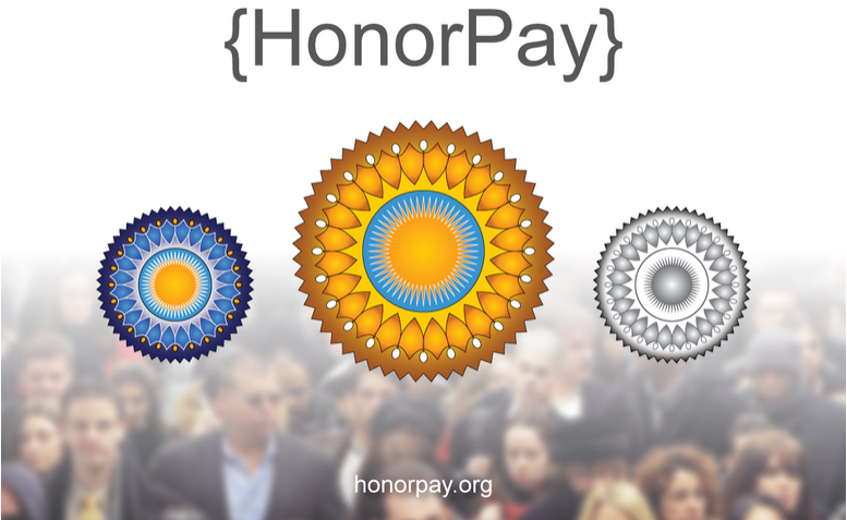 https://www.indiegogo.com/projects/honorpay-a-universal-symbol-of-appreciation