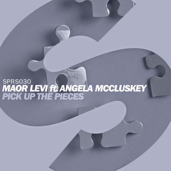 Maor Levi - Pick Up the Pieces (Ft. Angela Mccluskey) - Single  Cover