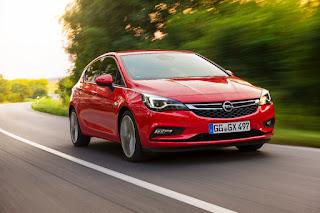 """""""Αυτοκίνητο της Χρονιάς 2016"""" στην Ευρώπη: το Opel Astra στους Επτά Φιναλίστ"""