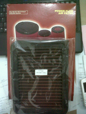 Filter Udara Apex All New Altis (T2360)